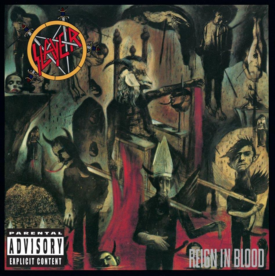 Slayer - Reign In Blood (Remastered)