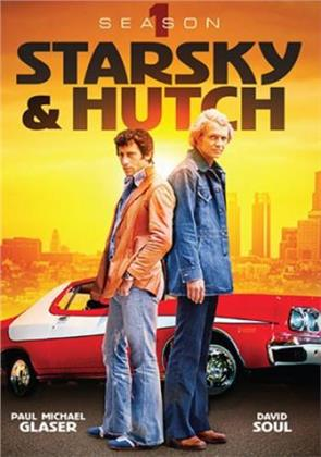 Starsky & Hutch - Season 1 (4 DVDs)