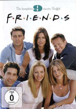 Friends - Staffel 9 (4 DVDs)