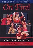 Various Artists - On fire! The hottest Belly Dance ever