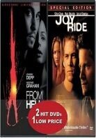 From hell / Joy ride (2 DVDs)