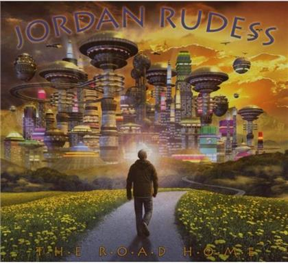 Jordan Rudess (Dream Theater) - Road Home