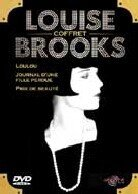 Louise Brooks Coffret (Box, Deluxe Edition, 3 DVDs)