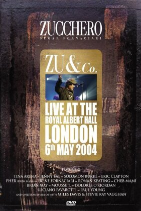 Zucchero - Live at the Royal Albert