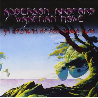 Jon Anderson, Bill Bruford & Rick Wakeman - An Evening Of Yes Music - Live (2 CDs)