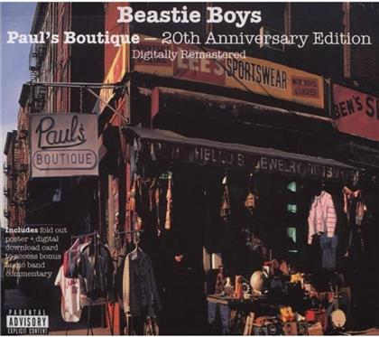 Beastie Boys - Paul's Boutique - 20th Anniversary (Remastered)