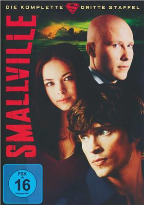 Smallville - Staffel 3 (6 DVDs)