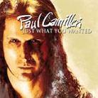 Paul Camilleri - Just What You Wanted