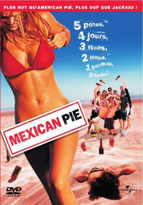 Mexican pie - Beach party animals