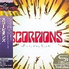 Scorpions - Face The Heat - Papersleeve (Japan Edition, Remastered)