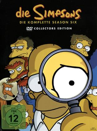 Die Simpsons - Staffel 6 (Collector's Edition, 4 DVDs)