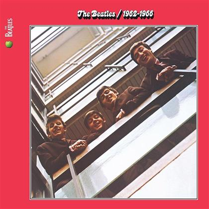 The Beatles - 1962-1966 (Remastered, 2 CDs)