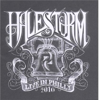 Halestorm - Live In Philly 2010 (CD + DVD)