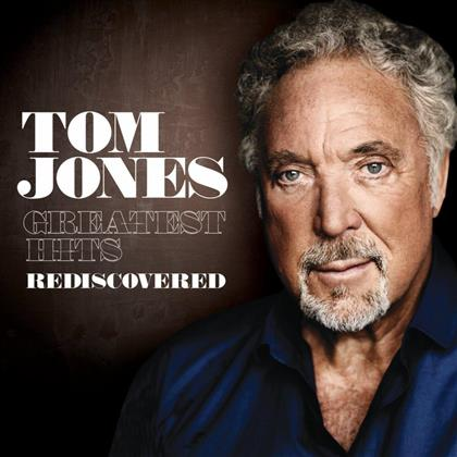 Tom Jones - Greatest Hits - Rediscovered (2 CDs)