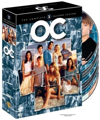 The O.C. - Season 2 (7 DVDs)