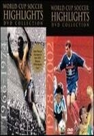 World cup Soccer highlights (Limited Edition, 4 DVDs)