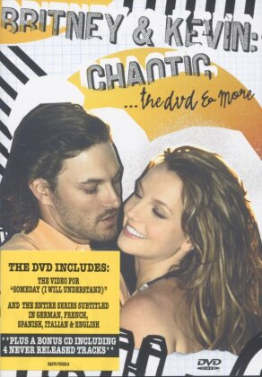 Britney Spears - Britney & Kevin: Chaotic - The DVD & More (DVD + CD)