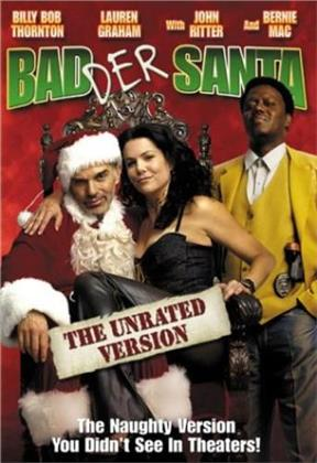 Bad Santa - Badder Santa (2003) (Unrated)