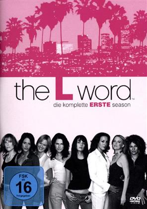 The L-Word - Staffel 1 (4 DVDs)