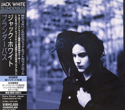 Jack White (White Stripes/Dead Weather/Raconteurs) - Blunderbuss - + Bonus