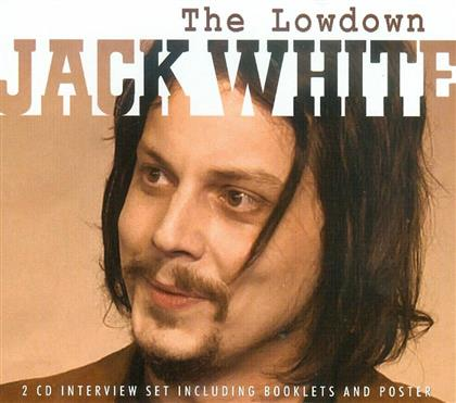 Jack White (White Stripes/Dead Weather/Raconteurs) - Lowdown - Interviews (2 CDs)