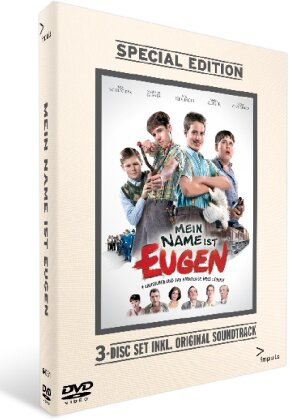 Mein Name ist Eugen (Special Edition, 2 DVDs + CD)