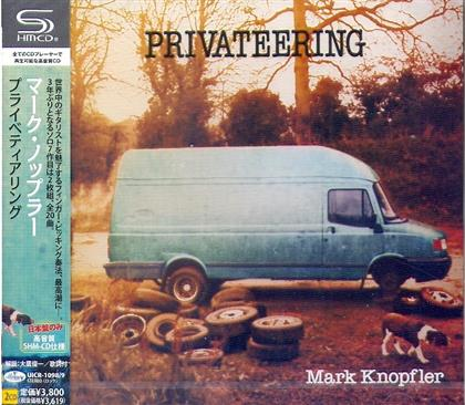 Mark Knopfler - Privateering - Bonus (2 CDs)
