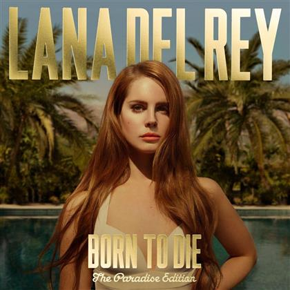 Lana Del Rey - Born To Die (Paradise Edition, 2 CDs)