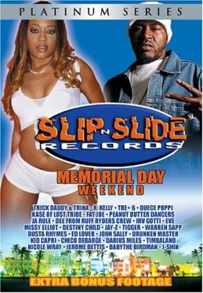 Various Artists - Slip n' slide memorial weekend - Vol. 1