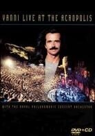 Yanni - Live at the Acropolis (DVD + CD)