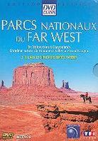 Parcs nationaux du Far West - DVD Guides (Deluxe Edition, 2 DVDs + CD + CD-ROM)