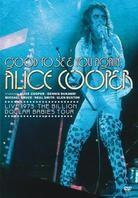 Alice Cooper - Good to see you again - Live 1973 (Inofficial)