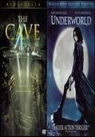 The cave / Underworld (2 DVDs)