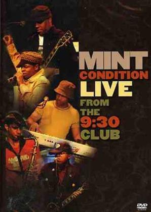 Mint Condition - Live from the 9:30 Club