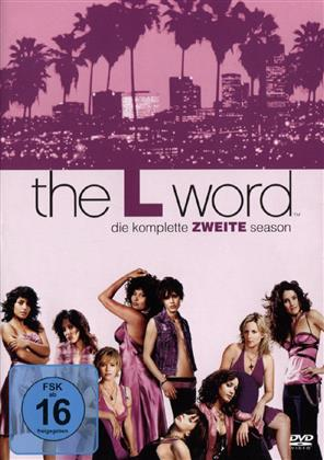 The L-Word - Staffel 2 (4 DVDs)