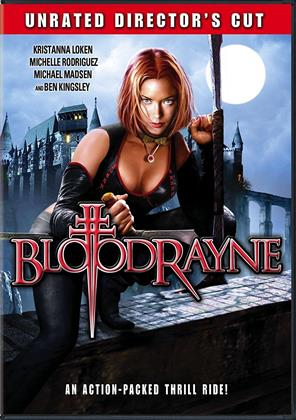BloodRayne (2005) (Unrated, 2 DVDs)