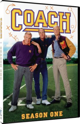 Coach: Season 1 - Coach: Season 1 (2PC) (2 DVDs)