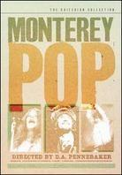 Various Artists - Monterey Pop (Criterion Collection)