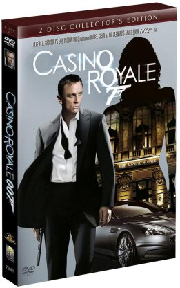 James Bond: Casino Royale (2006) (Collector's Edition, 2 DVDs)