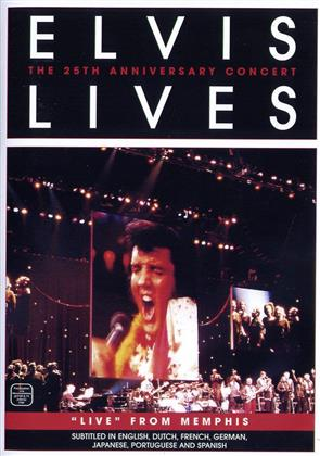 Elvis Presley - Elvis lives - The 25th anniversary concert