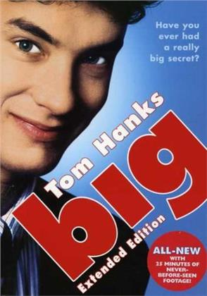 Big (1988) (Extended Edition, 2 DVDs)