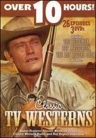 Classic TV Westerns (Remastered, 3 DVDs)