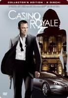 James Bond: Casino Royale (2006) (Collector's Edition, Steelbook, 2 DVDs)