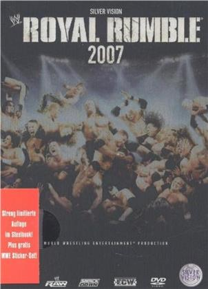 WWE: Royal Rumble 2007 (Limited Edition, Steelbook)