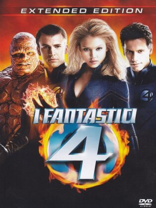 I Fantastici 4 (2005) (Extended Edition)
