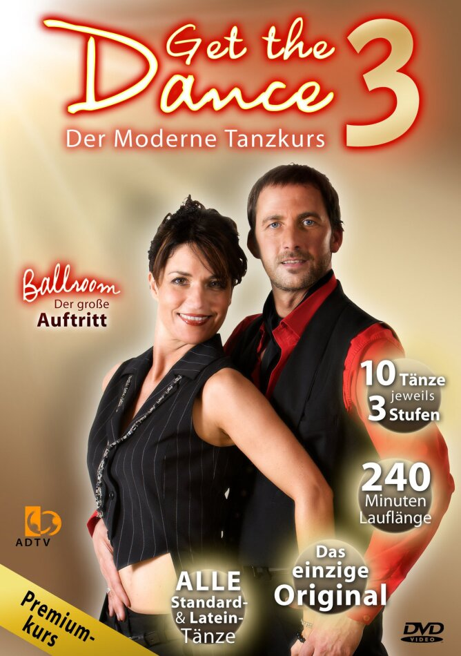 Get the Dance 3 - Premiumkurs