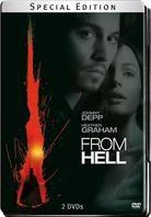 From Hell (2001) (Special Edition, Steelbook, 2 DVDs)