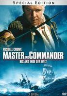 Master and Commander (2003) (Special Edition, Steelbook, 2 DVDs)