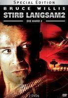 Stirb Langsam 2 (1990) (Special Edition, Steelbook, 2 DVDs)