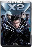 X-Men 2 (2003) (Special Edition, Steelbook, 2 DVDs)